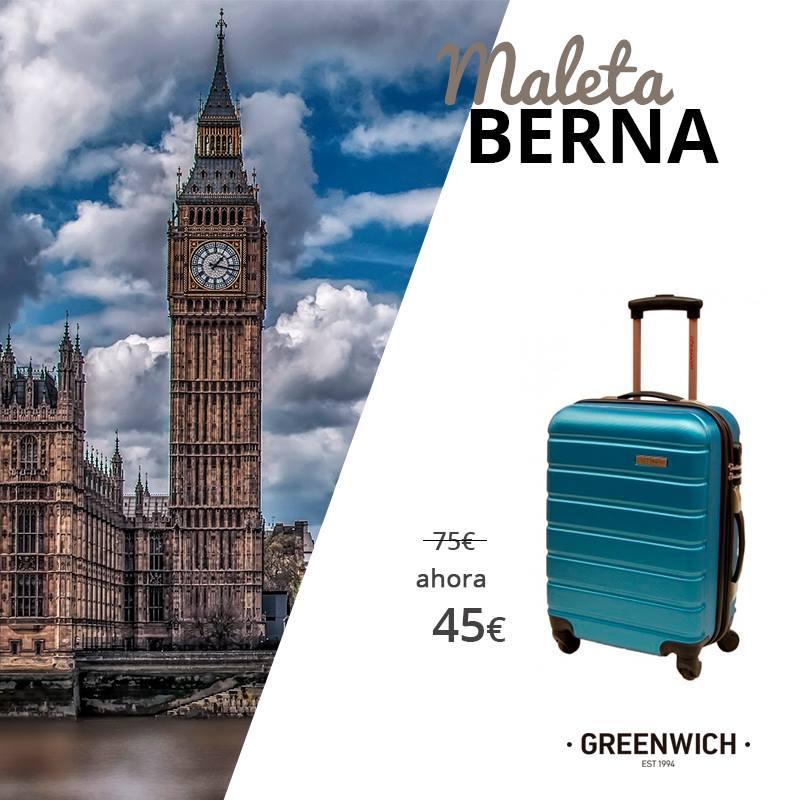 Comprar maletas en rebajas - Blog de Greenwich