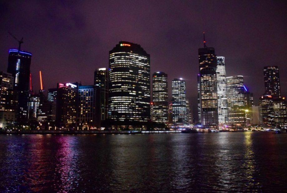 El skyline de Brisbane