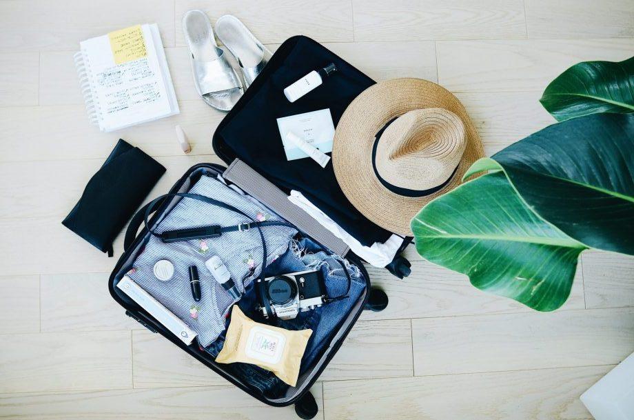 Cómo preparar la maleta para una semana