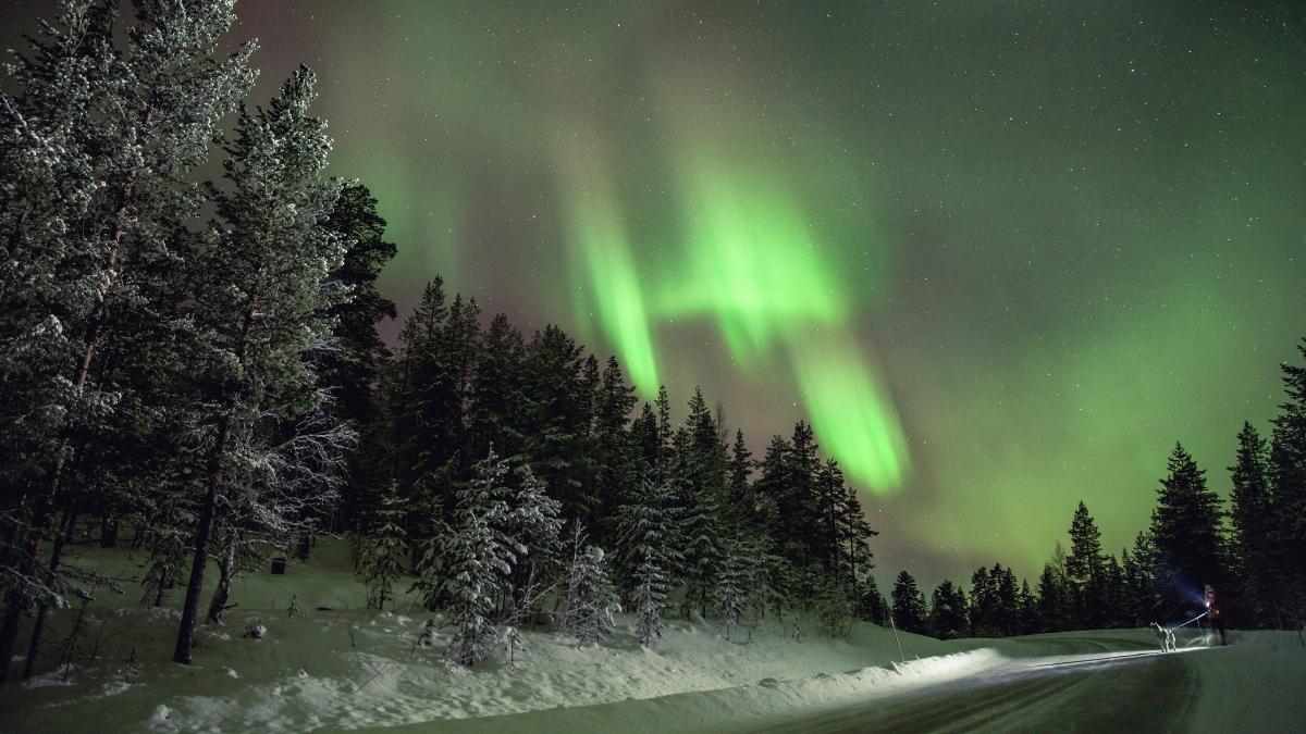Los mejores lugares de Finlandia para ver la Aurora Boreal